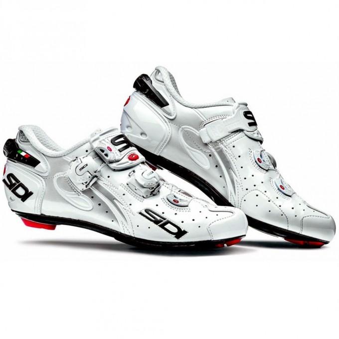 Sidi Wire Carbon Vernice | Sidi Carbon Cycling Shoes | Sidi Wire Carbon Vernice Black