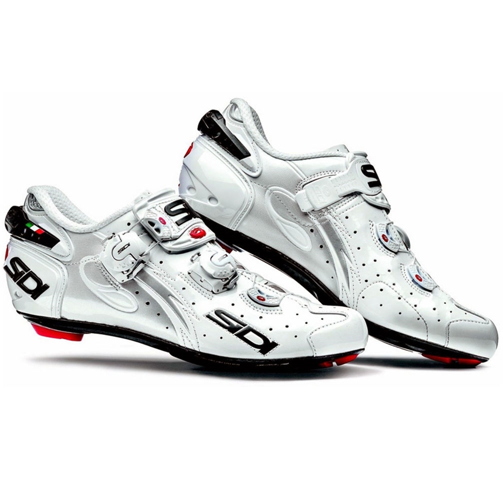 Sidi Wire Carbon Vernice | Sidi Carbon Cycling Shoes | Sidi Wire Carbon Vernice Black