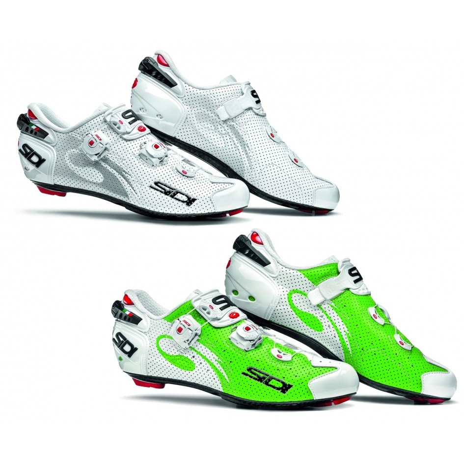 Sidi Wire Carbon Vernice | Sidi Road Shoes Review | Sidi Wire Carbon Vernice Road Shoes