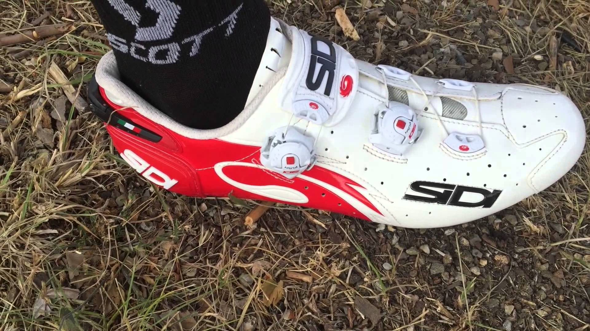 Sidi Wire Road Shoes | Sidi Ergo 3 Review | Sidi Wire Carbon Vernice