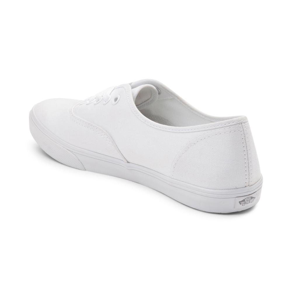 Skater Vans | White Van Slip Ons | Hot Pink Vans