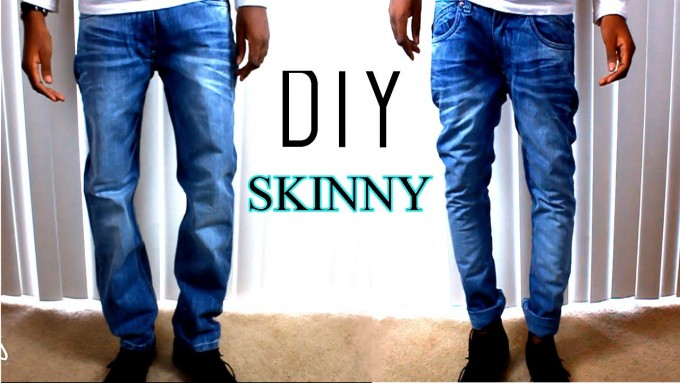 Skinny Jeans For Big Calves | How To Make Jeans Skinnier | Skinny Jeans For Curvy Figures