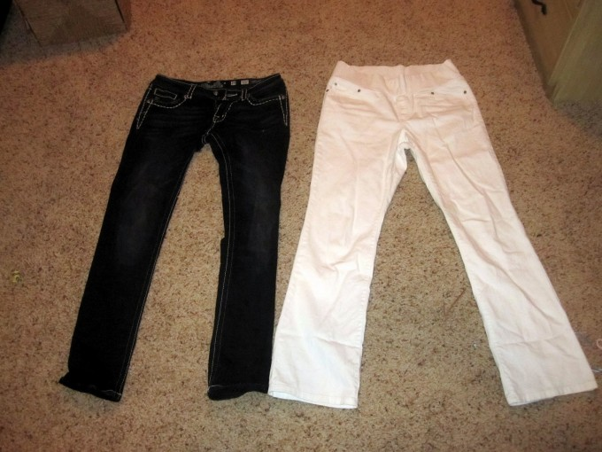 Slim Jeans For Big Thighs | Bootcut Jeans 2015 | How To Make Jeans Skinnier