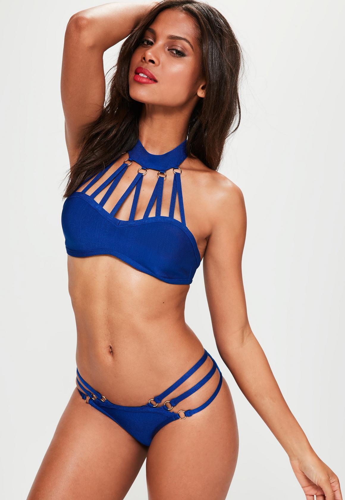 Sofia Vergara Bikini | Bandage Bikini | Cheeky Bikini Bottoms