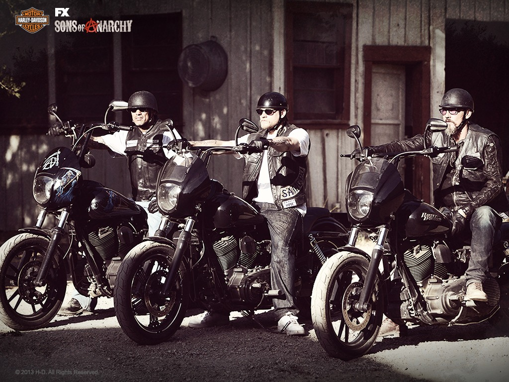 Sons of Anarchy Bikes | Jax Sons of Anarchy Bike | Sons of Anarchy Bikes Fairings