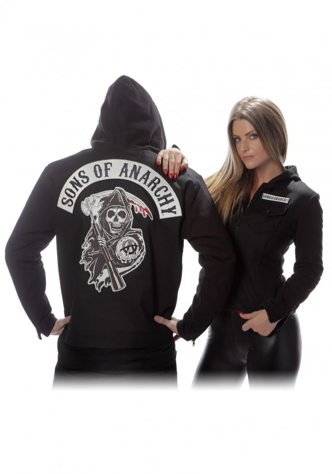 Sons Of Anarchy Costume | Sons Of Anarchy Sweatshirt Hoodie | Sons Of Anarchy Items