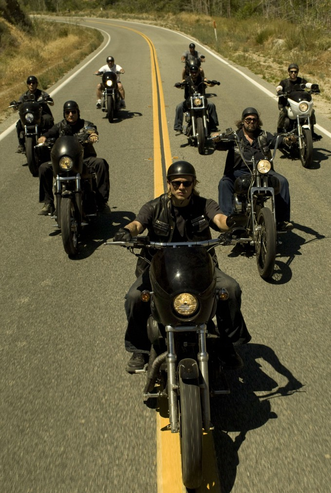 Sons Of Anarchy Cut | Sons Of Anarchy Bikes | Harley Davidson Son