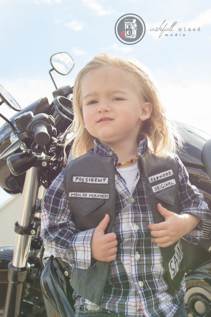 Sons Of Anarchy Cut Vest | Sons Of Anarchy Costume | Soa Iron On Patches