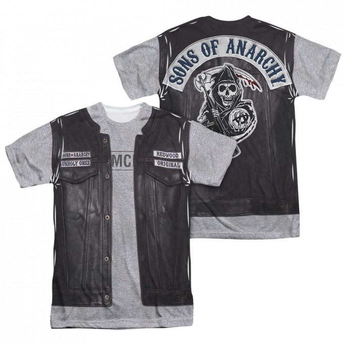 Sons Of Anarchy Halloween Costume | Sons Of Anarchy Costume | Sons Of Anarchy Baby Hat
