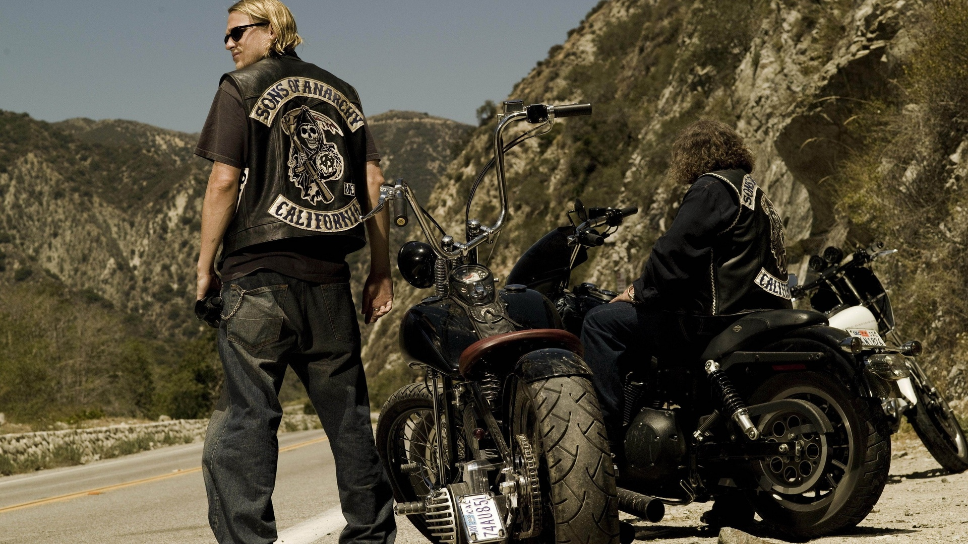 Sons of Anarchy Items | Sons of Anarchy Bikes | Jax Sons of Anarchy Bike