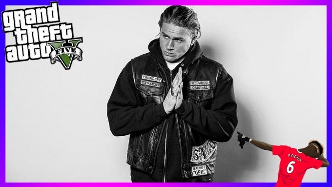 Sons Of Anarchy Kutte | Jax Teller Costume | Sons Of Anarchy Costume