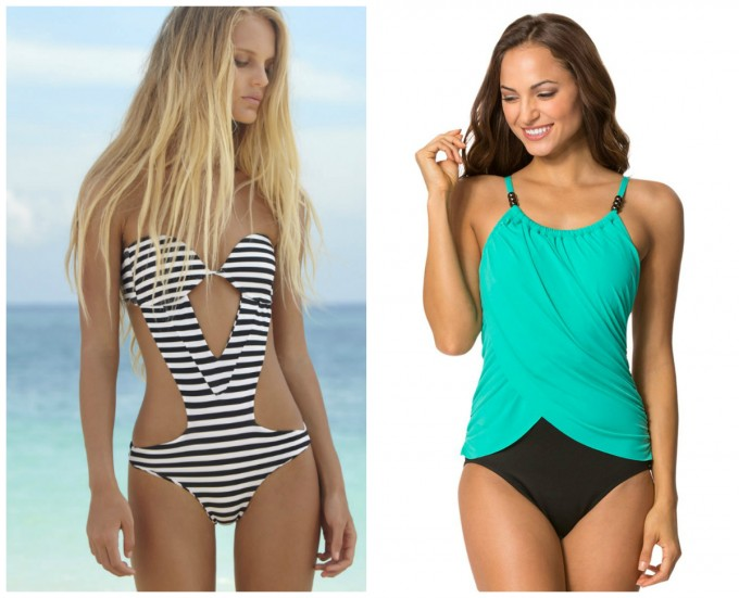 Spanx Swimsuit | Bathing Suits For Body Types | Swimsuits For Full Figured