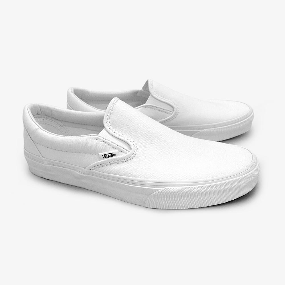 Sparkly Vans | Vans Socks Womens | White Van Slip Ons