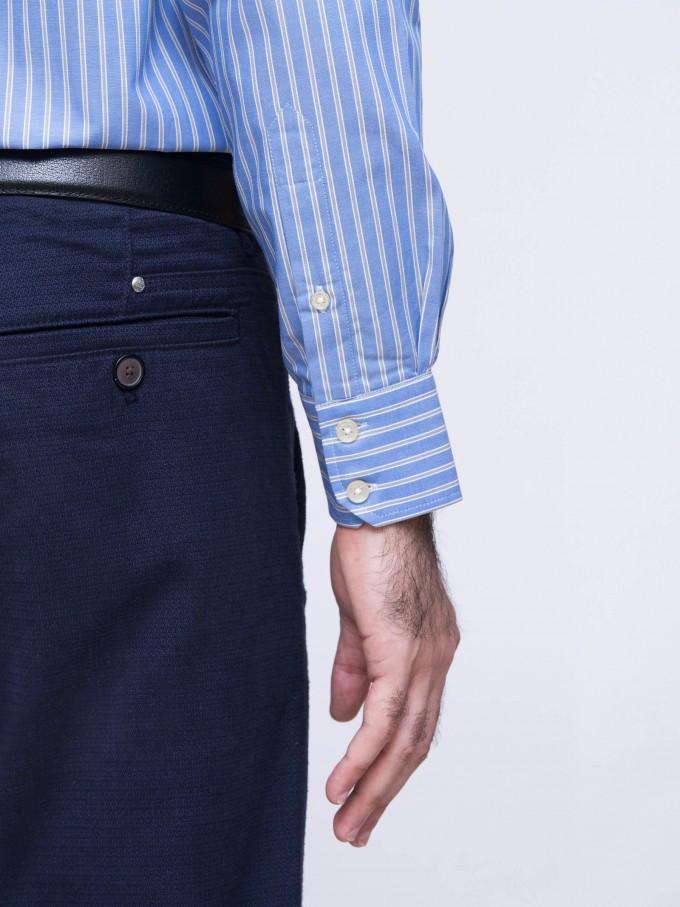 Stiff Collar Dress Shirt | Cutaway Collar | Straight Collar Dress Shirt