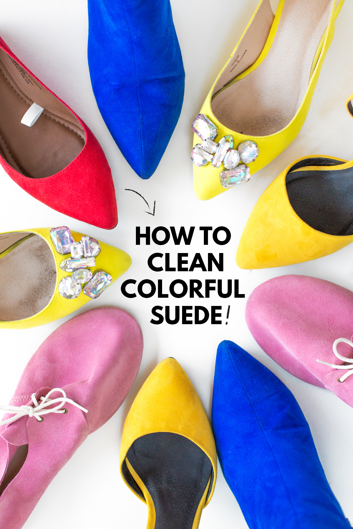 Suede Cleaning Kit | How Do You Clean Suede | How to Get Sweat Stains Out of Hats