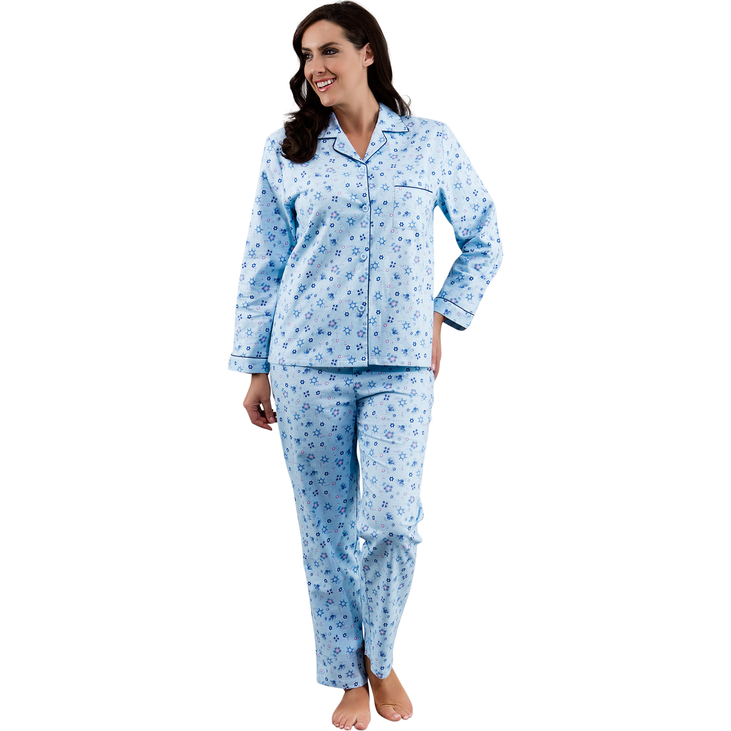 Summer Pjs Women | Womens Pjs | Adult Christmas Pajamas