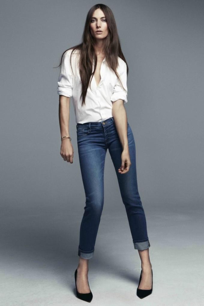 Surprising Frame Denim Skinny De Jeanne   Inspiring Frame Denim Le Garcon