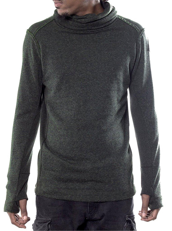 Sweatshirt with Thumb Holes | Plus Size Shirts with Thumb Holes | Thumbhole Sweater