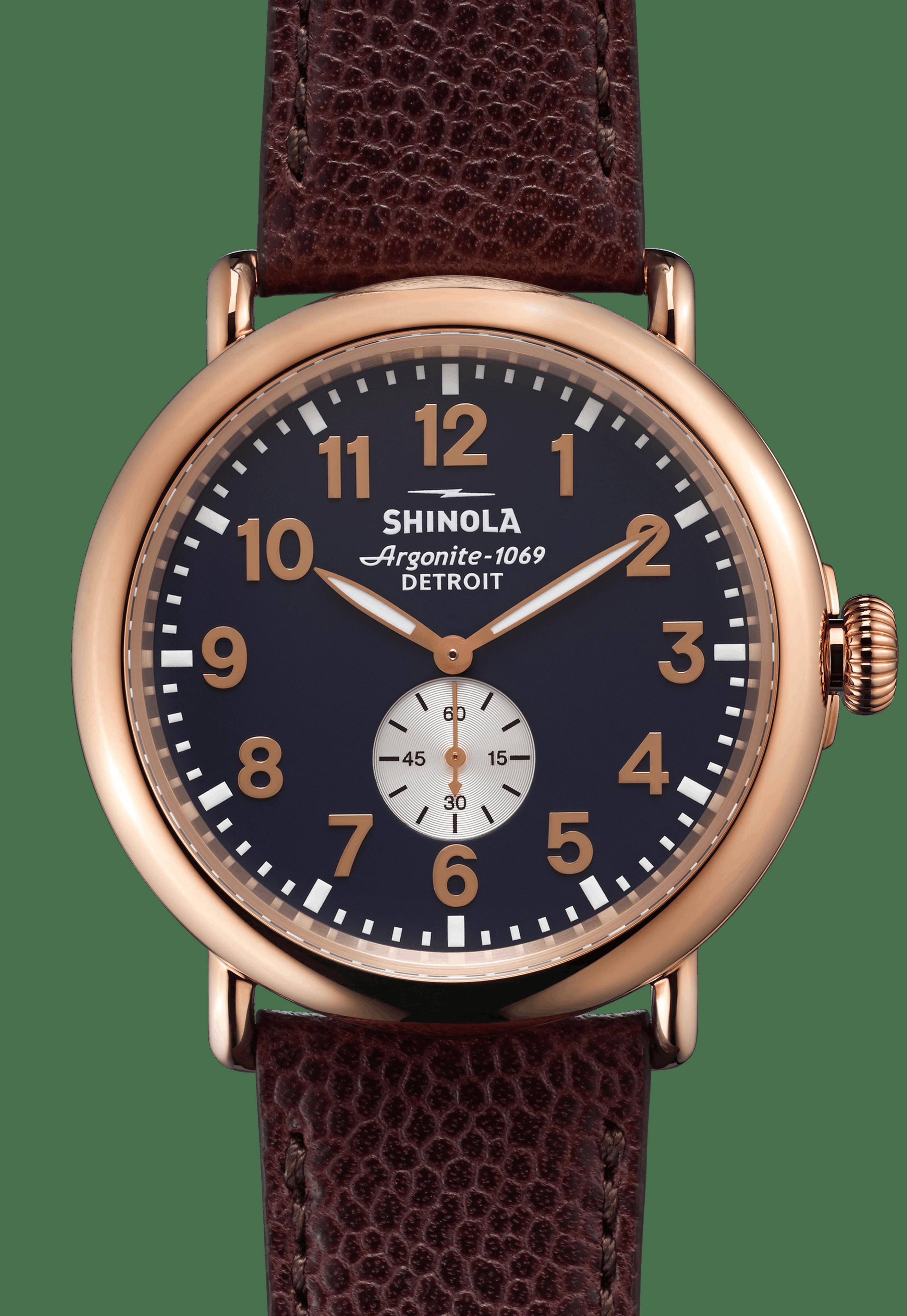 Tachometer Watches | Shinola Bikes | Shinola Watch