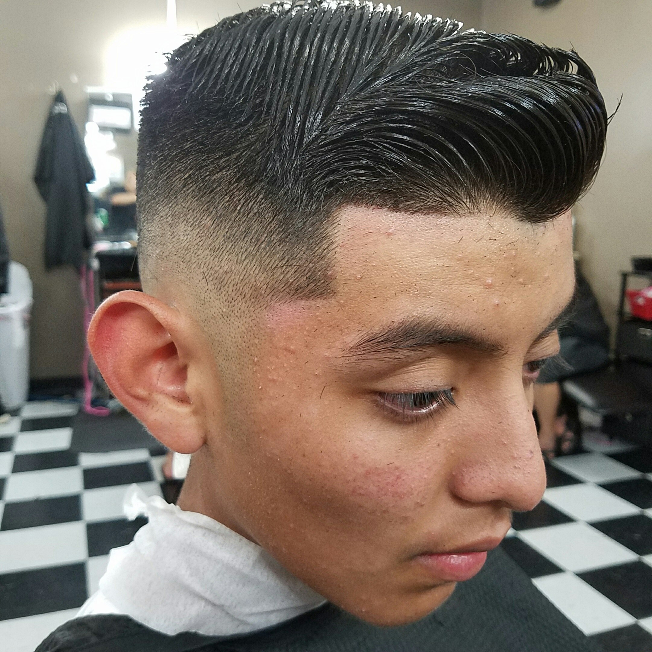 Taper Haircut Pictures | Bald Fade | Taper Hairstyles