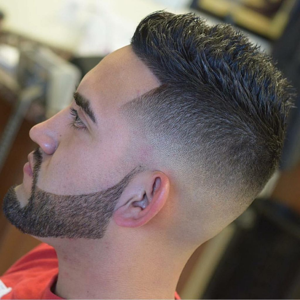Tapered Haircut   How to Cut A Bald Fade   Bald Fade