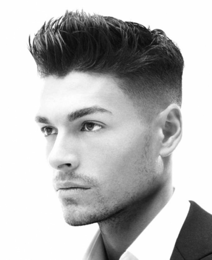 The Barber Hairstyle Guide | Best Hairstyle For Oval Face Man | Haircut Chart