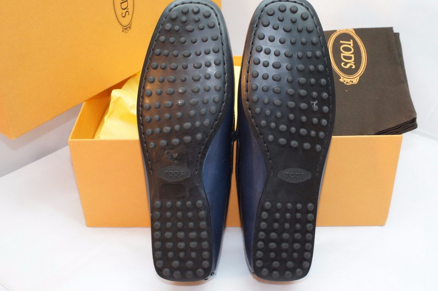 Tods Loafers | Tods Shoes Sale | Tods Gommino Driving Shoes in Suede
