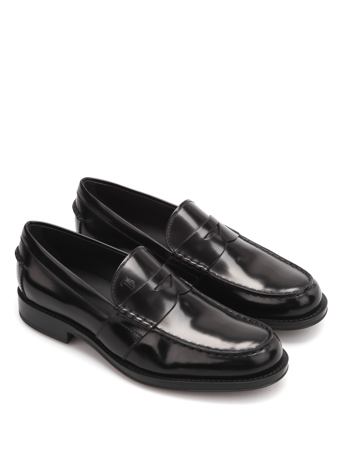 Tods Mens | Tods Loafers | Tods Ferrari Loafers