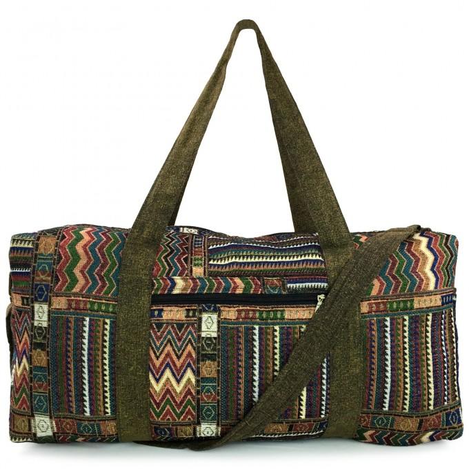Travel Duffel Bag | Overnight Duffle Bag | Weekender Bag For Men