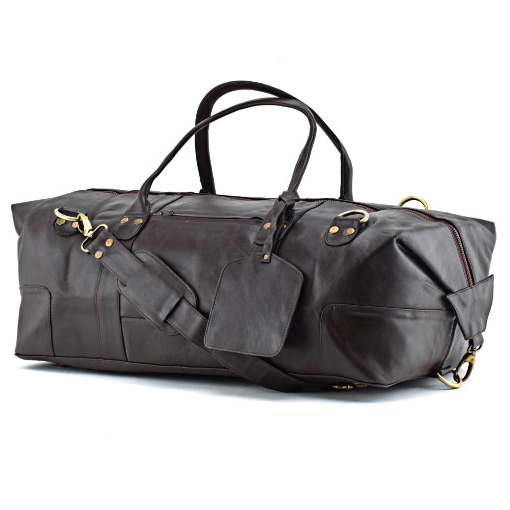 Travel Duffel Bags | Durable Duffle Bag | Weekender Bag for Men