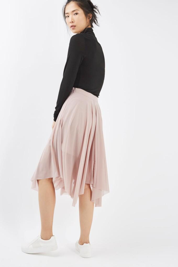 Tulle Midi Skirt | Long White Tutu Skirt | White Tulle Short Dress