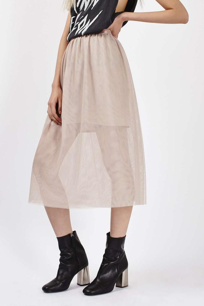 Tulle Midi Skirt | Tulle Midi Skirt | Tulle Skirts