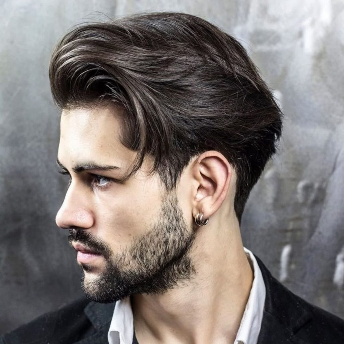 Types Of Hair Cut | Best Hairstyle For Oval Face Man | Barber Hairstyle Guide