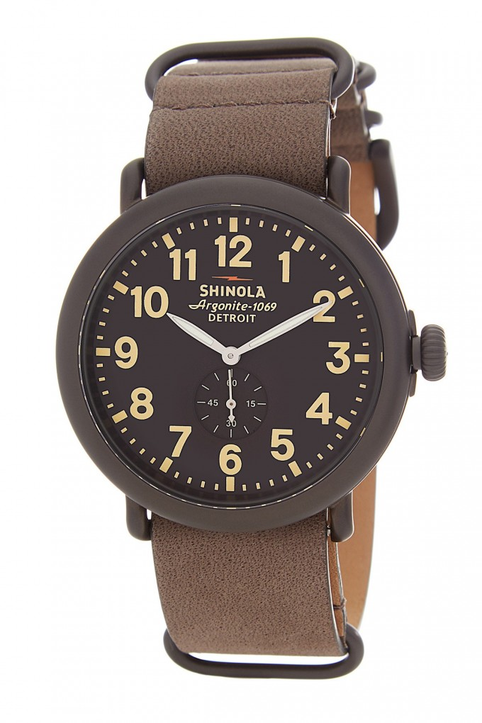 Used Shinola Watch | Shinola Watch | Shinola Automatic