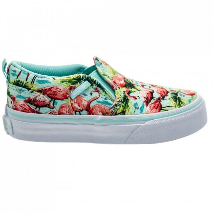Vans Checkered High Tops | Vans Aztec Print Shoes | Flamingo Vans