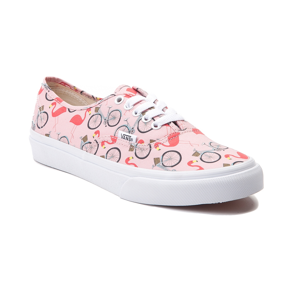 Vans Floral Mens | Vans Flamingo Shirt | Flamingo Vans