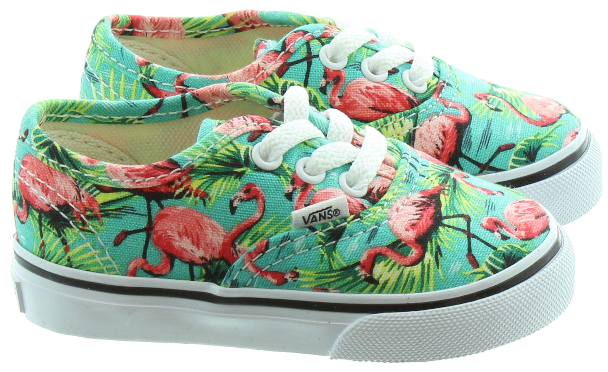 Vans Shoes Floral | Flamingo Vans | Vans Van Doren