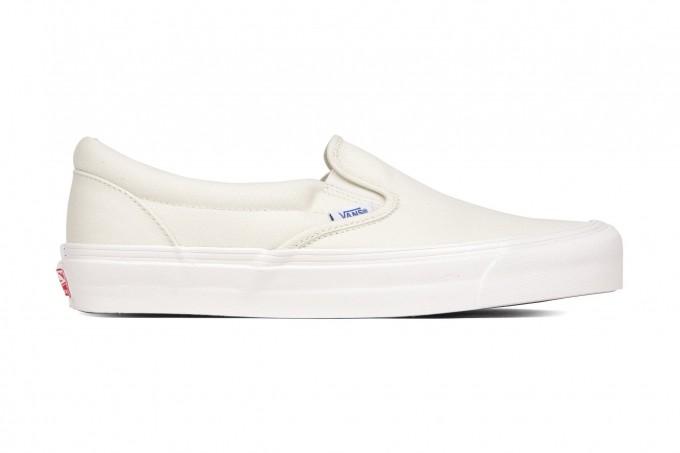 Vans Shoes On Sale | White Van Slip Ons | Maroon Color Vans