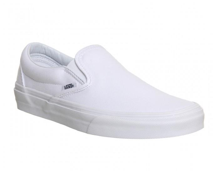 Vans Slip Ons Womens | White Van Slip Ons | Vans Slip On Checkered