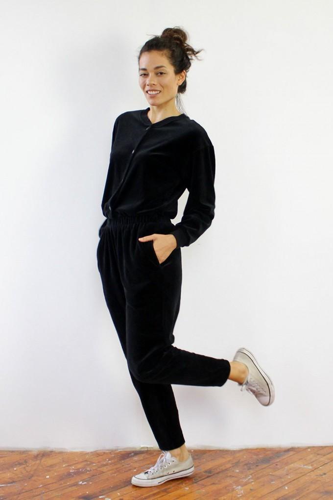 Velor Jumpsuit | Velour Jacket Mens | Yellow Juicy Couture Tracksuit