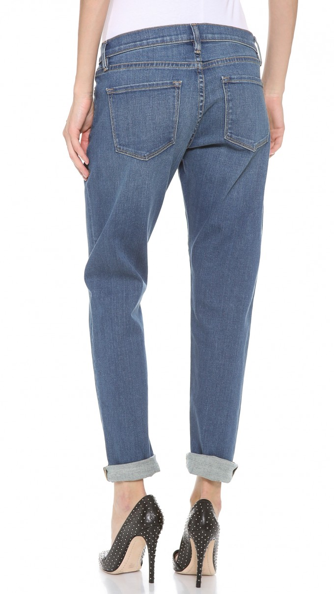 Vivacious Frame Denim Le Garcon | Fascinating Super Soft Skinny Jeans Design