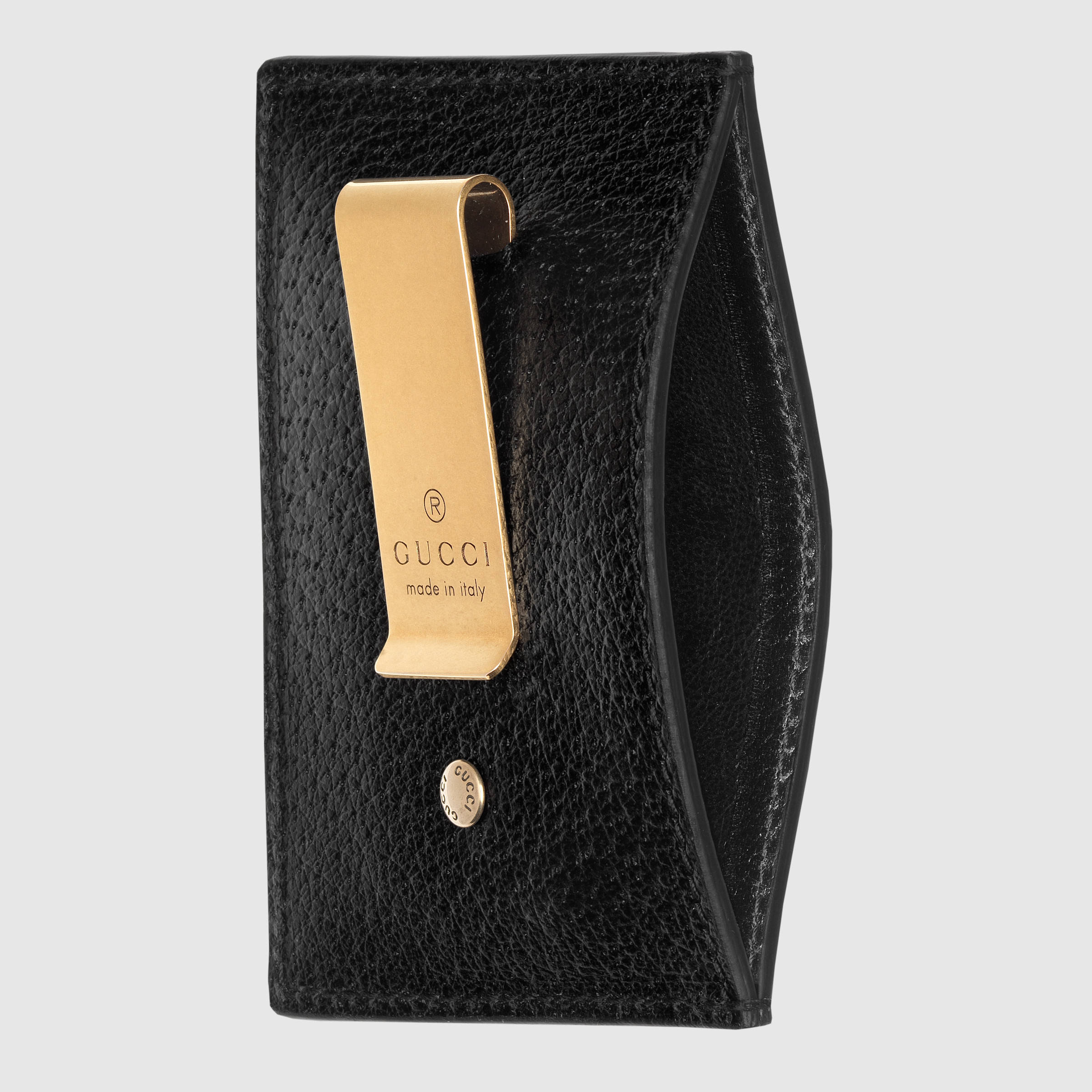Wallets with Money Clip Attached | Prada Mens Money Clip | Gucci Money Clip