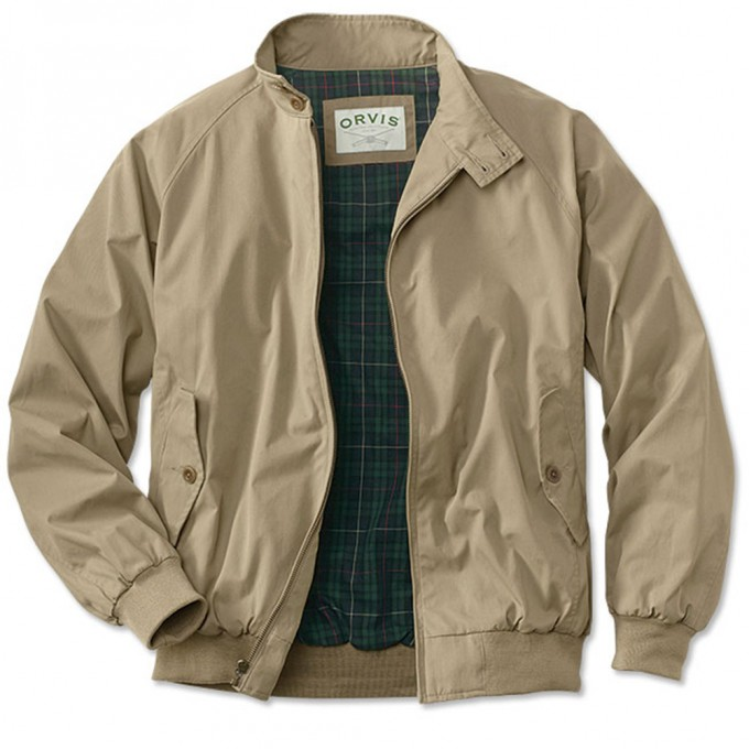 Waxed Coat Mens | Waterproof Canvas Jacket | Orvis Heritage Field Coat