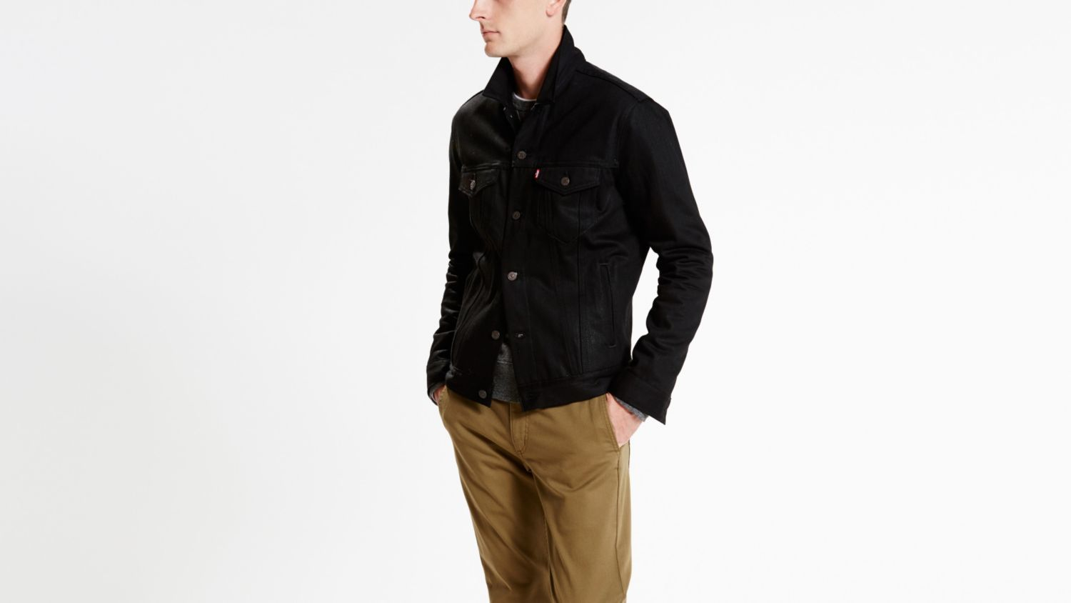 Waxed Coat Mens | Waxed Trucker Jacket | Waxed Jean Jacket