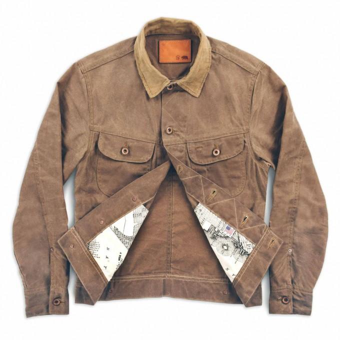 Waxed Cotton Jacket Men | Filson Wax Jacket | Orvis Heritage Field Coat