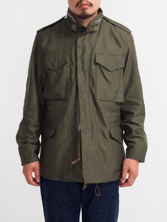 Waxed Cotton Raincoat | Orvis Heritage Field Coat | British Waxed Jackets