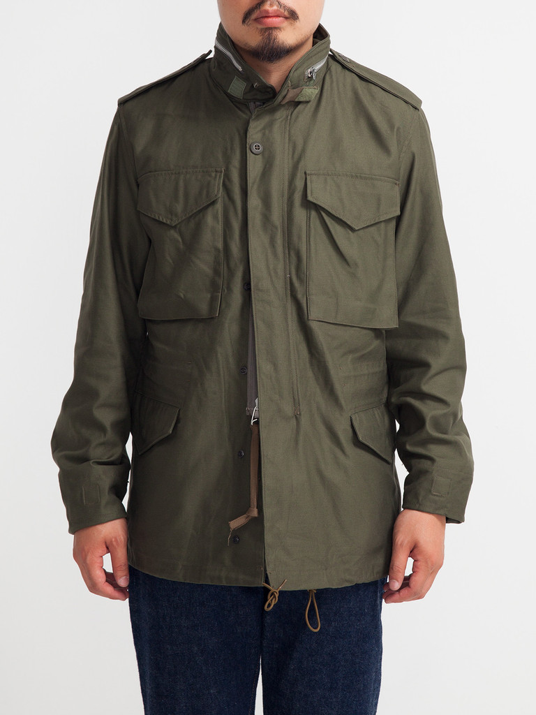 Waxed Cotton Raincoat | Orvis Heritage Field Coat | British Waxed Jackets