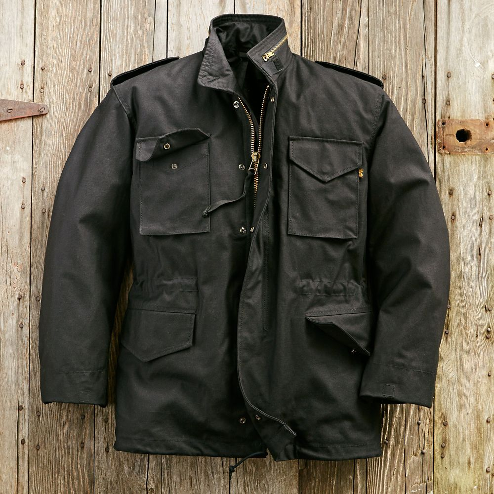Waxed Jacket | Orvis Heritage Field Coat | Insulated Field Jacket