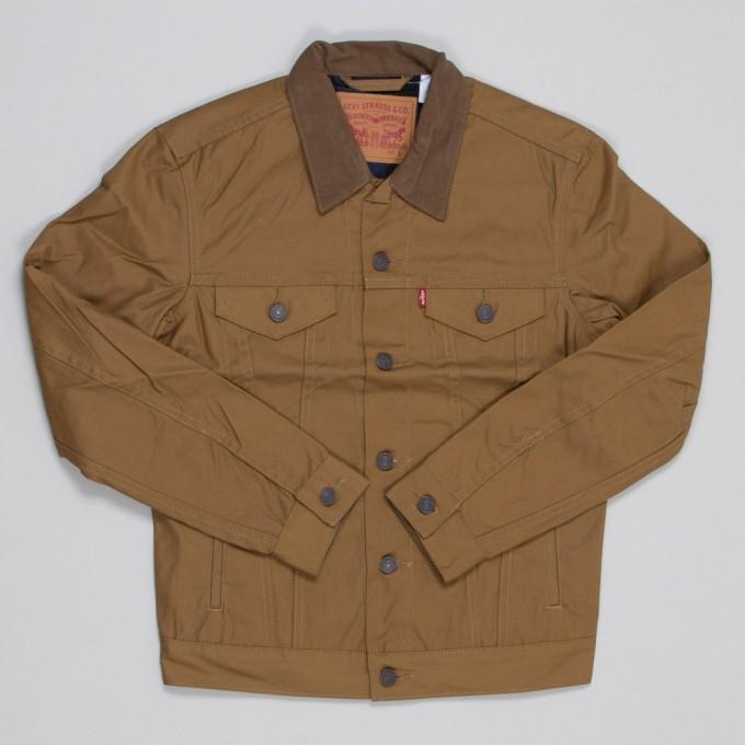 Waxed Motorcycle Jacket | Waxed Trucker Jacket | Mens Canvas Coat