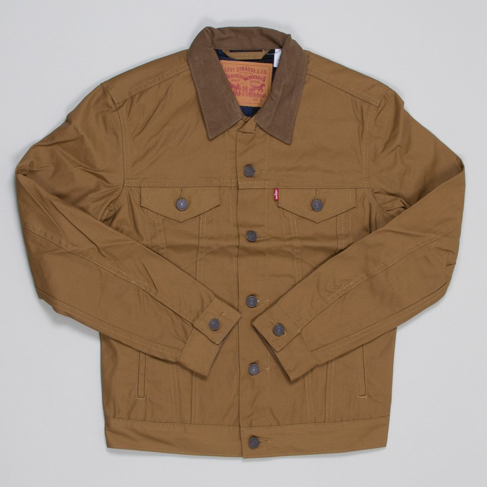 Waxed Motorcycle Jacket | Waxed Trucker Jacket | Mens Canvas Coat